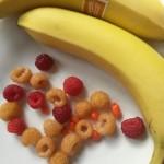 Sănătate pură: Smoothie cu banane, goji şi zmeură