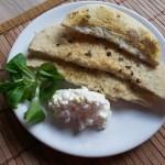 Pâine plată aromată (cu amintiri frumoase)….