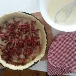 Quiche Lorraine, Quiche cu brânză & un vârf de cuțit de știință