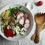 Pregătește o SUPER salată, pentru un super prânz