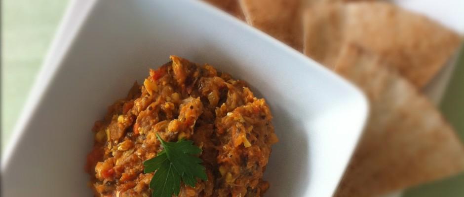 Salată de vinete vs. Mirza Ghassemi - o revelație