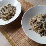 Paste cu ghebe – o rețetă cu gust bun…de pădure