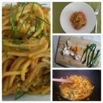 Spaghete cu sos exotic, de inspiraţie orientală