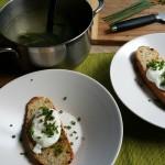 Supă de salvie şi usturoi – o poveste de dragoste provensală