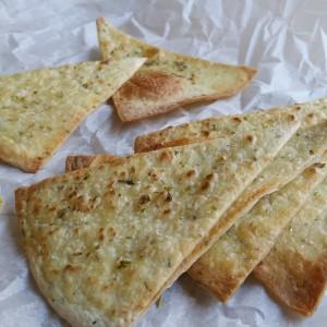 Light&Fast: Crutoane sau Chips-uri din lipie