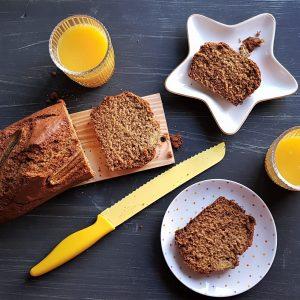 Mâncarea în vremea COVID: Banana bread – ca să nu arunci bananele