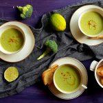 Economic: Cea mai simplă supă cremă de broccoli